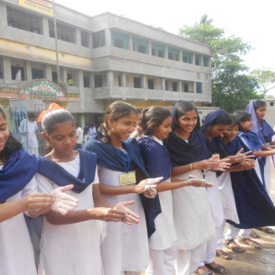Hand Washing Day Celebration
